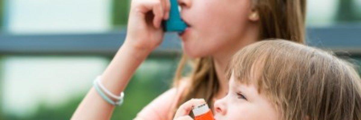Asztmás roham gyermekkorban: figyeljen a kezdeti tünetekre!