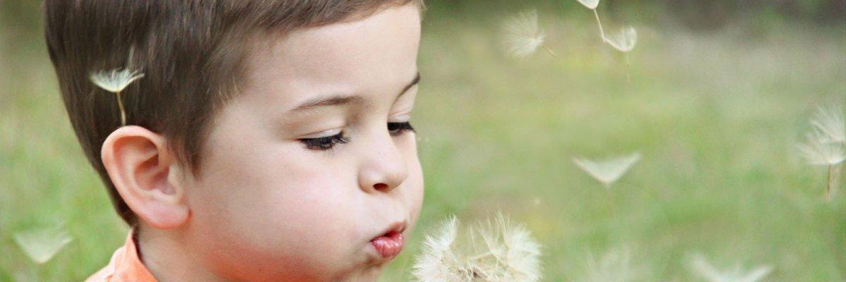 Pollenallergia gyerekeknél: már két-három éves korban is jelentkezhet