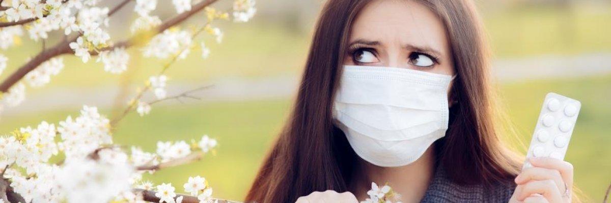 Koronavírus-járvány és allergia: két okból is fontos kezeltetni a tüneteket!