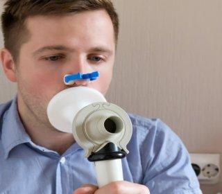 Hidrogén kilégzési teszt