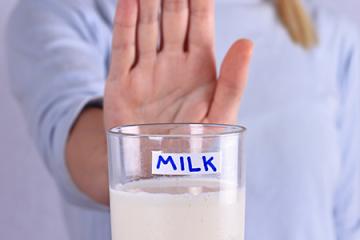Tejallergia, tejfehérje-allergia