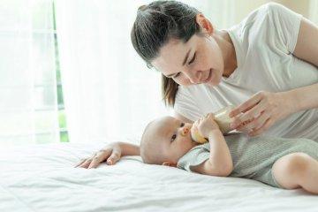 Tej helyett: a gyermek dietetikus tanácsai
