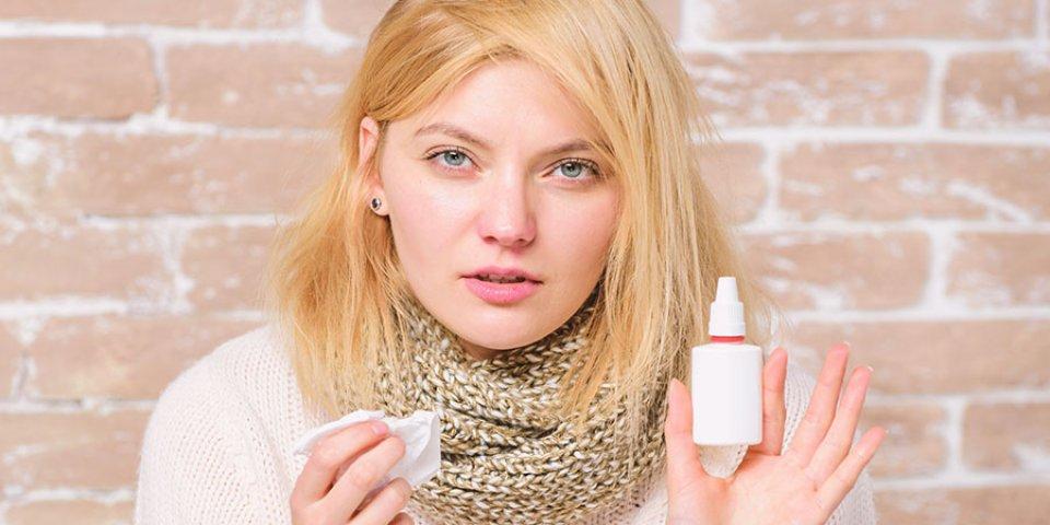 Penészgomba-allergia