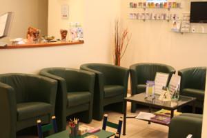Budai Allergiaközpont - váró