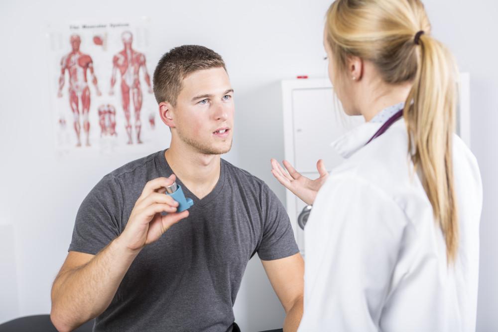 Asztma mellett allergiás tünetek is jelentkezhetnek.