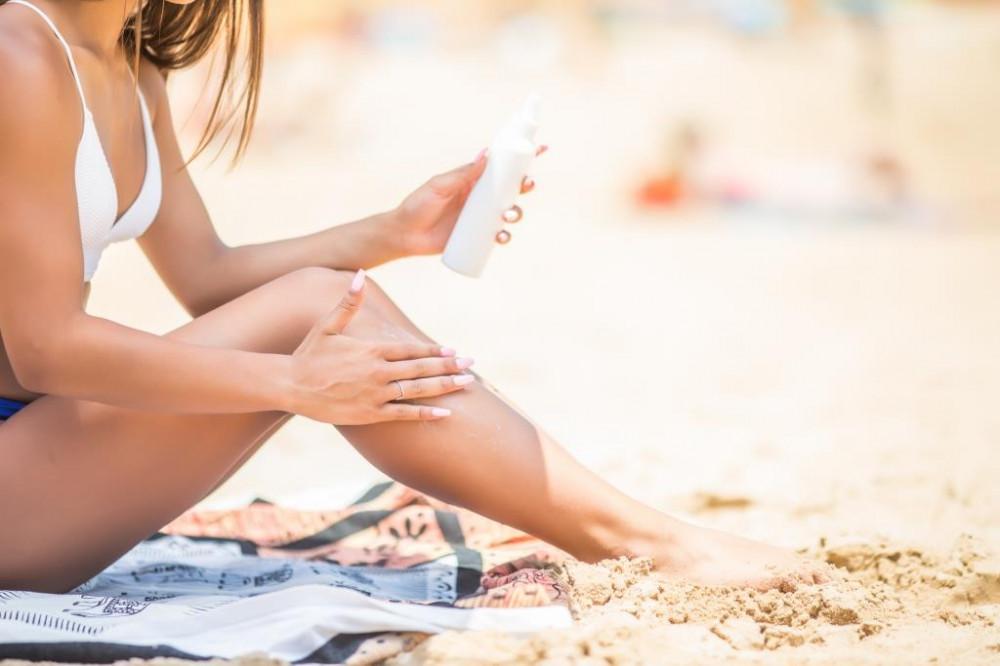 A naptej és a napallergia is okozhat kiütést a strandon.