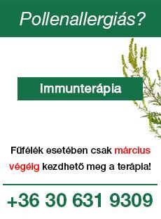 fűpollen immunterápia